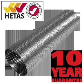 6 Quot Diameter 316 Stainless Steel Chimney Liner